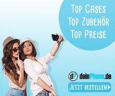 Du bist auf der Suche nach einer stylischen und aufregenden neuen Handyhülle dem passenden Zubehör für dein iPhone 7 iPhone SE oder flippigen Handy-Gadgets mit denen du den mobilen Spaß noch erhöhen kannst? Im Shop von deinPhone.de findest du eine riesige und stetig Wachsende Auswahl an praktischen Handyhüllen Design Cases Accessoires und praktischem Zubehör für die gängigsten Modelle der namhaftesten Hersteller. Von Apple und Samsung über Sony HTC und Huawei bis Blackberry und LG ist alles…
