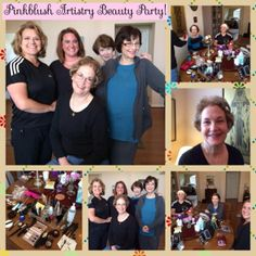 Group Beauty Session - Grab your girlfriends and treat yourselves to a makeup update session.  It's fun, it's fabulous and it's personalized! - $50 per person, minimum of 5 friends. | Pinkblush Artistry - League City, TX