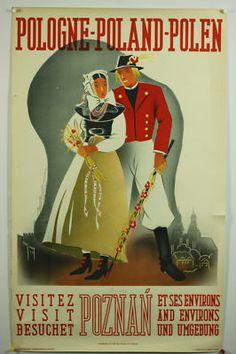 Visit Poland  1930's