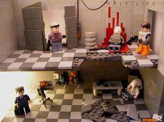 LEGO Half-Life... Awesome!
