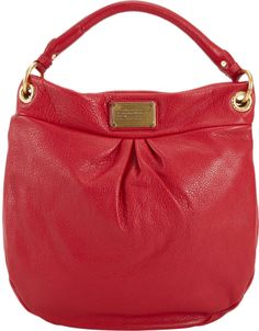 Marc by Marc Jacobs Classic Q Hillier Hobo on shopstyle.com