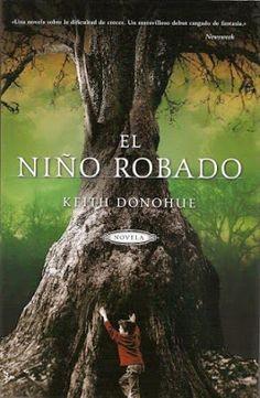 A través de un libro: El niño robado - Keith Donohue