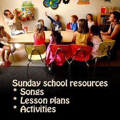 Penny Pinching Mom: Sunday School Resources