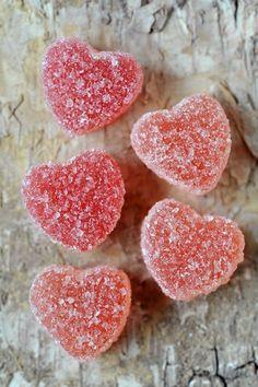 Gummie hearts