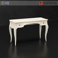 Diva table  #models #3dmodeling #modeling #turbosquid #3dartist #viktor_log #design #interior