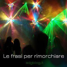 """L'italiano con le frasi per """"rimorchiare"""""""