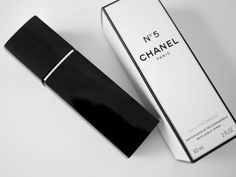 Chanel No 5 Paris #classyblog #chanel #perfume #fragrance #white #black #beauty #beautyproducts