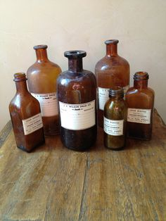 #apothecary bottles. label + packaging inspiration.