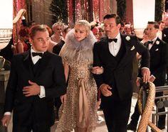 Great Gatsby film stills