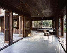 We know what's good for you - truthispartial:   Copper House II - Studio Mumbai
