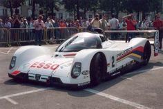 Peugeot 905 EVO 1 (1992)