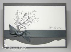 Stamping With Monique: Sketch Frenzy Sympathy