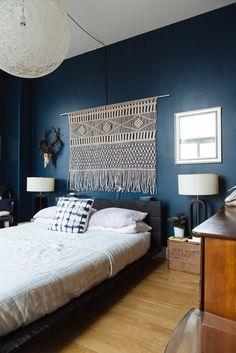 http://www.apartmenttherapy.com/jenny-chris-williamsburg-house-tour-206759