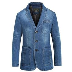 Shop for Mens Blazers & Coats at LeStyleParfait.Com: African Fashion Blazers, black, Blazers, Brand THOOO, Casual Blazers, Color 6XL, Color Beige, Color Black, Color Blue, Color Brown