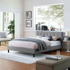 Impressive minimalist bedroom items on this favorite site
