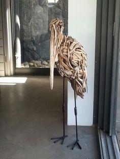 Maribu Stork by Bevan van Druten