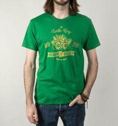 Turtle King T-Shirt - Super Mario Kart T-Shirt