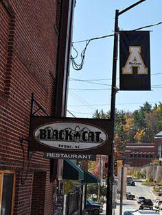 Black Cat: Favorite restaurant ever!