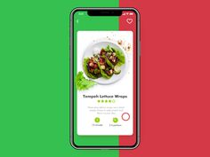 A fresh set of motion design concepts: check diverse approaches to user-friendly UI animation improving navigation and interactions in mobile applications. Pop Design, Design Logo, Ui Ux Design, Design Trends, Design Concepts, Ui Animation, Mobile Ui Design, Motion Design, Vegan Recipe App