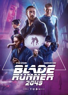 """The Poster Posse Steps Into The Future With Phase 1 Of Our Tribute To """"Blade Runner 2049"""" – Poster Posse"""