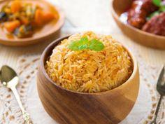 Recette de Riz au curry