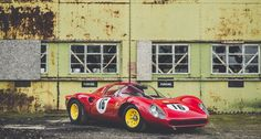 Even Lord March loves this tool-room copy of a Ferrari Dino 206 SP | Classic Driver Magazine