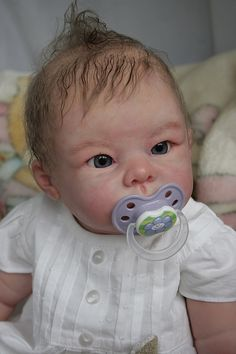 Image result for lalki reborn Reborn Toddler Dolls, Newborn Baby Dolls, Child Doll, Reborn Dolls, Life Like Baby Dolls, Life Like Babies, Baby Born, Middleton Dolls, Baby Doll Nursery