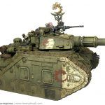 Tanques de WH40k – Warhammer 40000 tanks