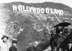 """""""Friends, Hollywood is the bunk. there's no such place - it is a state of mind. Do not look for 'Hollywood' in Hollywood. You're more likely to find it Beverly Hills.""""-Lee Shippey, The Times columnist. The Hollywood Bowl, Hollywood Sign, Golden Age Of Hollywood, Vintage Hollywood, Hollywood Glamour, Hollywood Stars, Garden Of Allah, Inside The Actors Studio, Actor Studio"""
