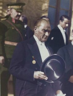 Ataturk. The greatest leader.