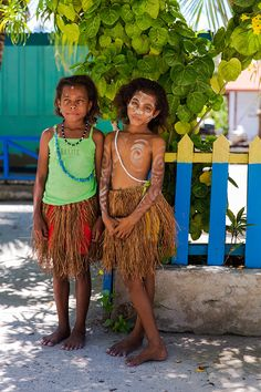 Faces from Raja Ampat, Indonesia. Click through for more photos and things to do while on the most beautiful islands on earth.