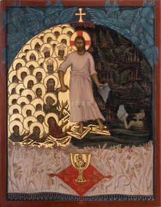Jesus our Lord Byzantine Icons, Byzantine Art, Religious Icons, Religious Art, Christian Artwork, Religion Catolica, Russian Icons, Jesus Art, Catholic Art