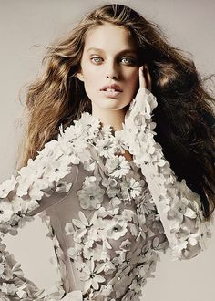 Emily Didonato by Jean-Francois Campos for Vogue Mexico April 2012