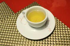 Benzadeus Café e o chá