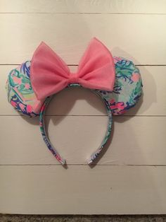 Mermaid Cove Lilly Pulitzer Ears