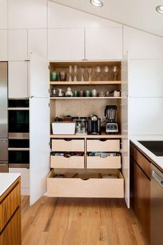 Welcome to Kitchen Cabinet Design Small Space Edition, we made our mission to help you figure out how to use your small kitchen's space to its maximum capacity! Check more at hackthehut.com