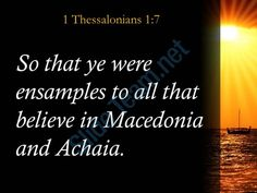 1 thessalonians 1 7 the believers in macedonia and achaia powerpoint church sermon Slide05http://www.slideteam.net