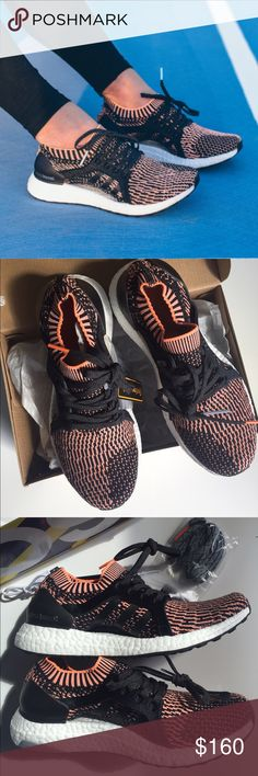 07a0148cbc46c Adidas UltraBOOST X shoes size 6.5 NWB BA8278 Give your last-best run some  serious