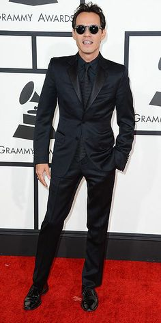 Grammys Awards 2014: Arrivals - Marc Anthony, People.com