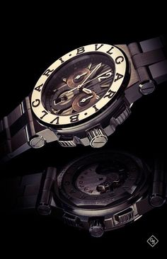 Grandioso Choosing Good Watch Photography Ideas The exact same things you want about a spe. Choosing Good Watch Photography Ideas Th. Amazing Watches, Cool Watches, Watches For Men, Wrist Watches, Beautiful Watches, Bvlgari Watches, Timex Watches, Men's Watches, Dream Watches