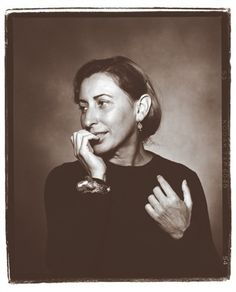 Muccia Prada, born Maria Bianchi in 10 May 1949 in Milan, Italy. She is the Italian fashion designer and entrepreneur behind Prada and Miu Miu. The youngest granddaughter of Mario Prada, she took over the family-owned luxury goods manufacturer in 1978.