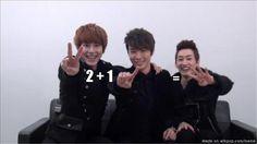 Super Junior Math. Cutely FAILED! LOL | allkpop Meme Center