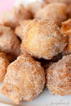 Photo Beignets au Fromage Blanc