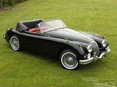 1959 Jaguar XK 150 DHC Convertible....where did she go?  Still looking for you.