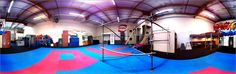 Revolution Parkour; Beaverton, OR.  #Parkour #gym