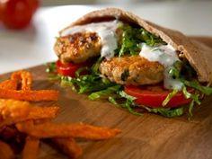 Greek Chicken Burgers!!!!