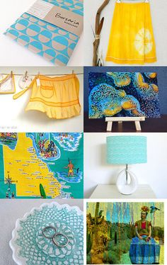 Fun in the Sun by Jenny  Campbell on Etsy--Pinned with TreasuryPin.com