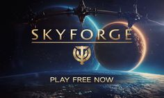"""Play Action MMO """"Skyforge"""" Free On PS4 Now"""