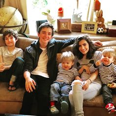 Elias Harger, Michael Campion, Soni Nicole Bringas & The Messitt Twins