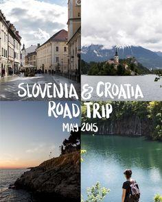 Slovenia & Croatia Road Trip // 2015 Sea of Atlas Travel Recap — Sea of Atlas